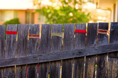 personalise your fence